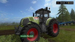 Claas Axion 800 для FS 2017