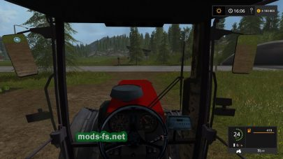 МТЗ-2522 (Беларус) для Farming Simulator 2017