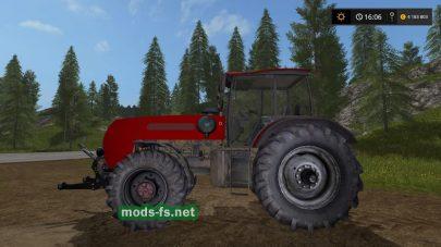 Мод трактора МТЗ-2522