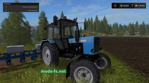 Мод на трактор Беларус 82.1