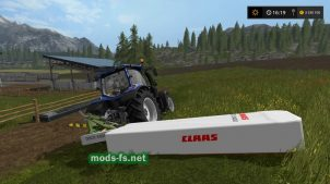 Claas Disco 3450 Plus