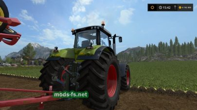 claas axion 900 series
