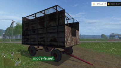 «ПТС Фургон» для Farming Simulator 2015
