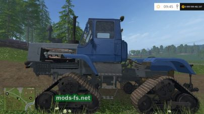 Мод Т-150K для Farming Simulator 2015