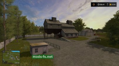 ЗАВ в Farming Simulator 2017