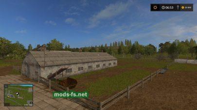 Ферма на карте «Коровино»