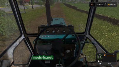 Мод ЮМЗ 6КЛ для Farming Simulator 2017