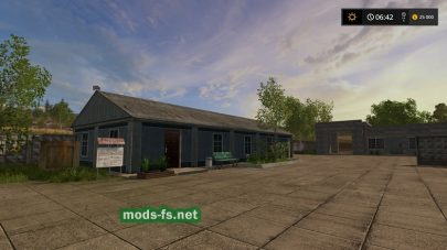 «Дары Кавказа» для Farming Simulator 2017