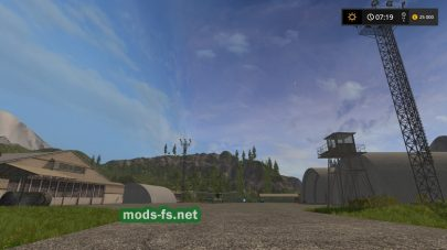 Лучшая карта с грязью для Farming Simulator 2017