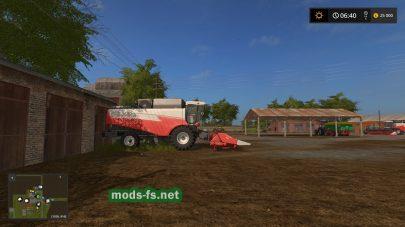 УкрАгро для Farming Simulator 2017