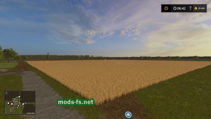 Скачать карту на симулятор фермера 2017