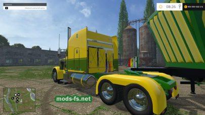 Peterbilt 388 Truck