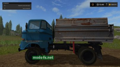 Скриншот мода грузовика IFAw50