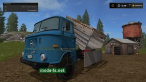 IFAw50 для Farming Simulator 2017