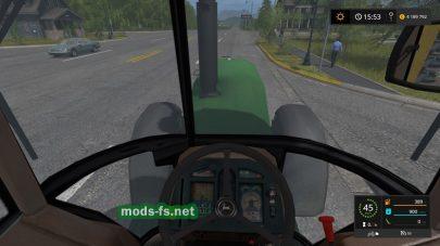 «John Deere 4755» для Farming Simulator 2017