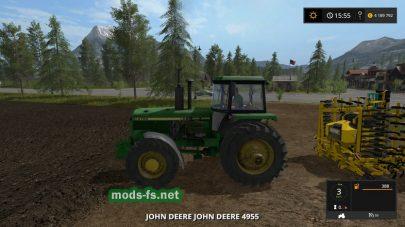 John Deere 4755