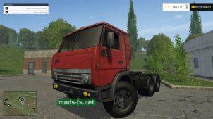 kamaz 5410 mods FS 2015