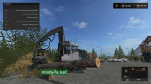 Скриншот мода LP 19B3 WOOD