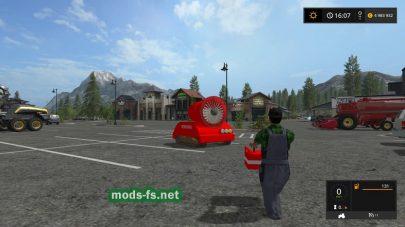 Скриншот мода LUF 60