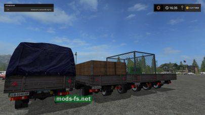Gaz 3302 mods