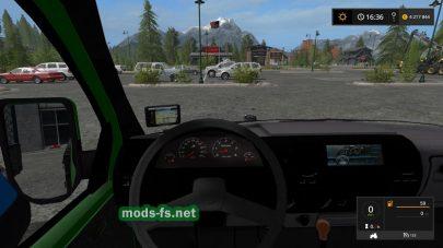 Скриншот мода «Газель 3302»