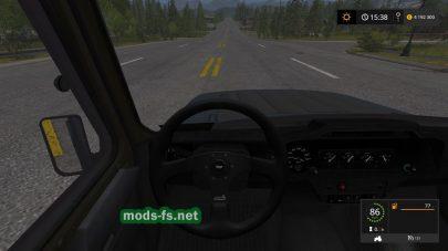 УАЗ (Hunter) для Farming Simulator 2017