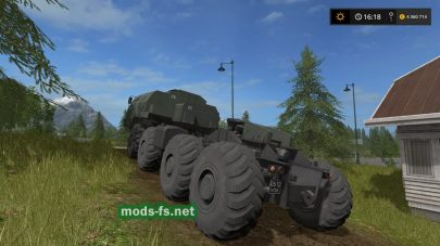 maz-7310 mods