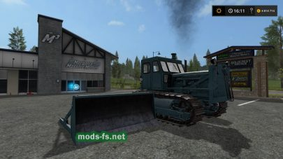 Мод Т-100 для Farming Simulator 2017