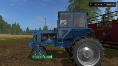 Трактор МТЗ-80Х для Farming Simulator 2017