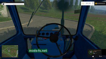 Мод трактора МТЗ 80 для FS 2015