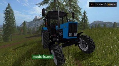 Мод трактора МТЗ 82.1