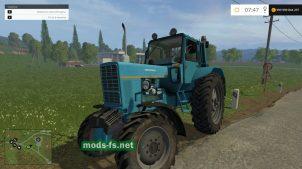 mtz-82 mods