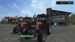 Мод пак тракторов МТЗ 820