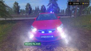 Opel Astra Kdow