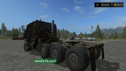 Oshkosh Slat Armor M 1070 A1 для FS 2017
