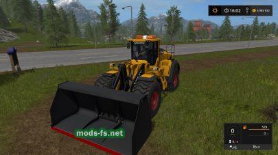 Скриншот мода Volvo L220H