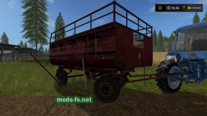 ПТС фургон для Farming Simulator 2017