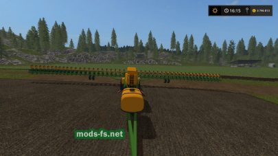 Amazone 48 Row Seeder для игры Farming Simulator 2017
