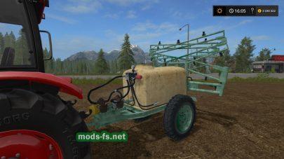 Мод Sleza 1000 для Farming Simulator 2017