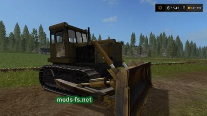 Мод Т-130 для Farming Simulator 2017