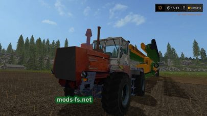 Т-150к «Ихтиандр» для Farming Simulator 2017