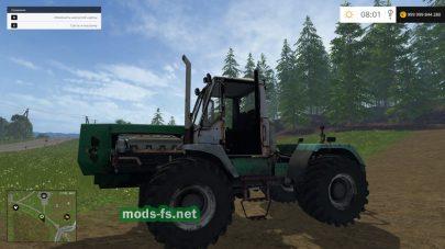Мод трактора Т-150К V8 (Turbo)