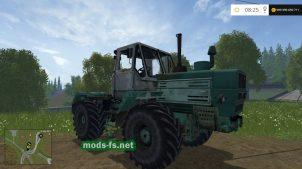 Мод на трактор Т-150К (СССР)