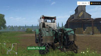 Старый трактор Т-150 для FS 2015