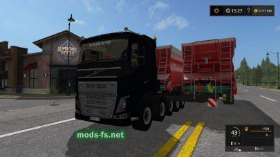 Скриншот мода Volvo Funmod