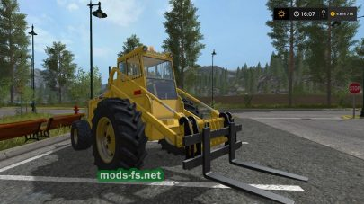 Volvo LM 218 mods
