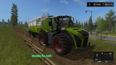 xerion edition mods FS 2017