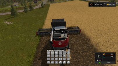 Autocombine Al Vehicle Extension FS 17