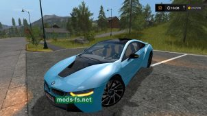 BMW I8 mods FS 2017