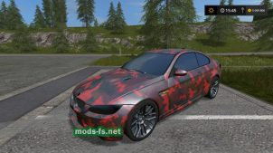 Мод BMW M3 для FS 2017